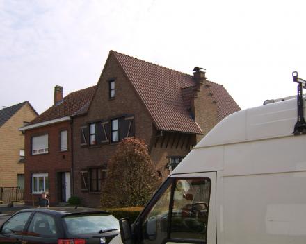 Vlaamse pan 401 rustiek