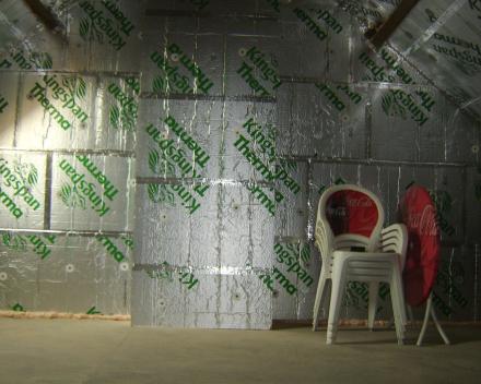 Kingspan TW50 isolatie zolder