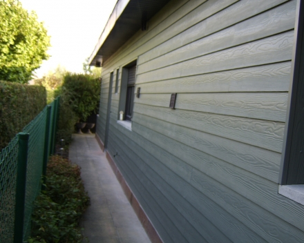 Eternit siding Cedral Wood